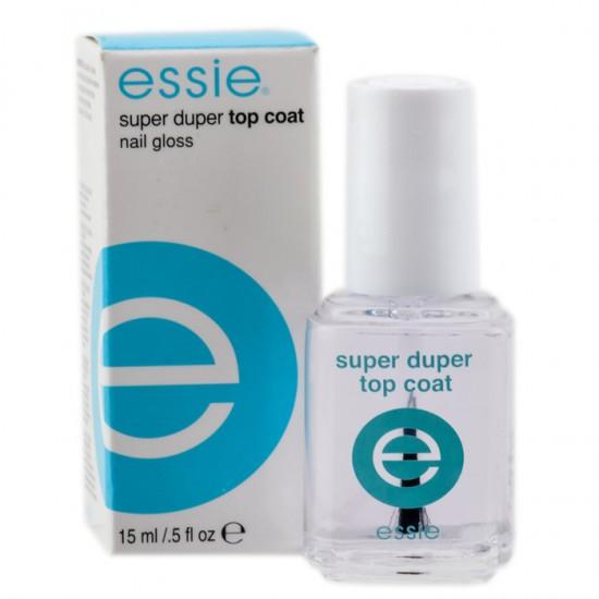 Essie Super Duper Top Coat Nail Gloss