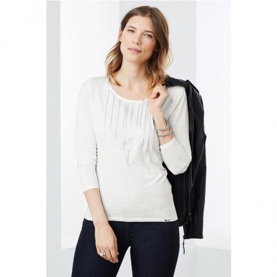 Women Shirt 0011 - Off white