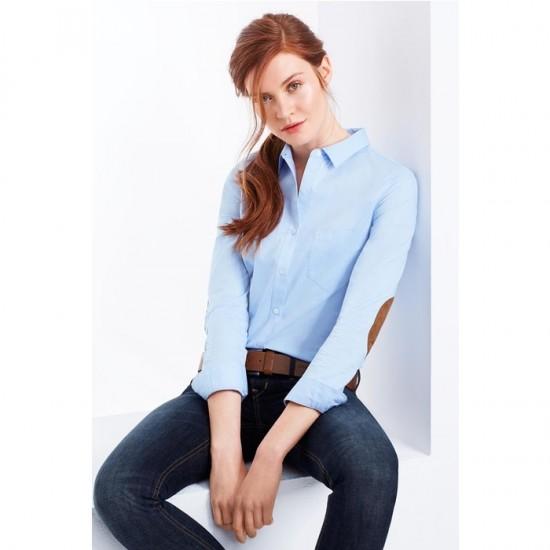 Women Shirt 007 - Sky Blue