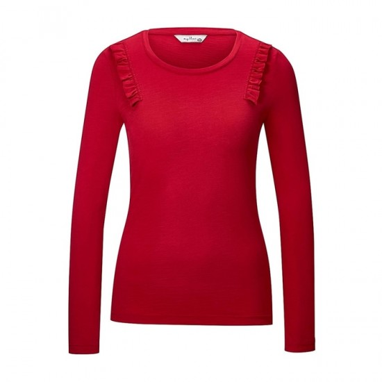 Women Shirt 009 - Red