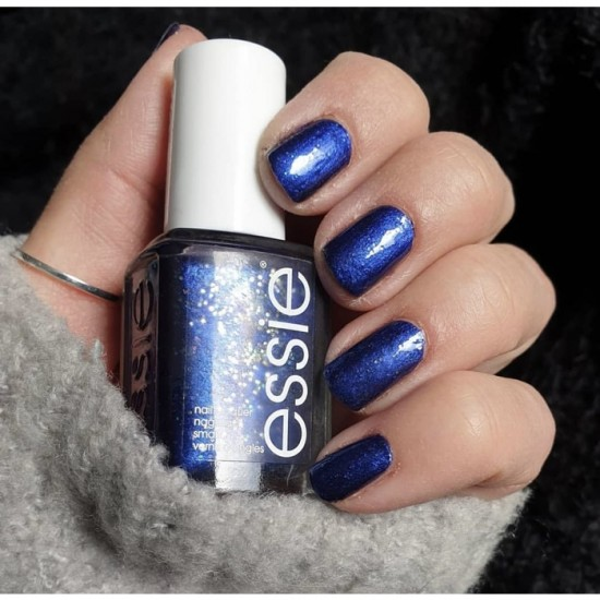 Essie Nail Color - 670 Tied and Blue