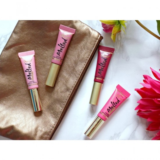 Too Faced Melted French Kisses Lipstick Set