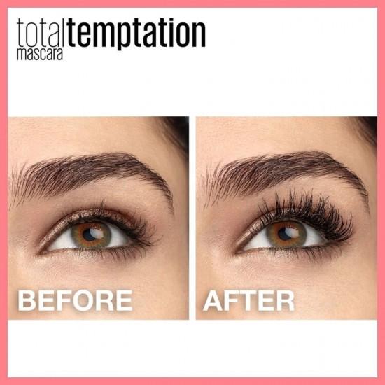 Maybelline Total Temptation Mascara - Black