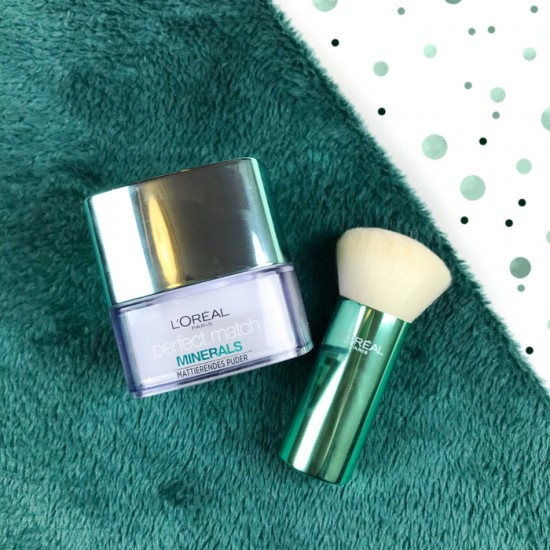 L'Oreal True Match Minerals Foundation - Translucent