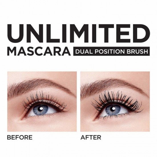L'Oreal Infallible Unlimited Mascara - 01 Black