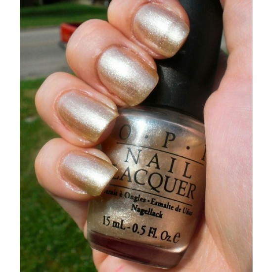 OPI Nail Color - Up Front and Personal