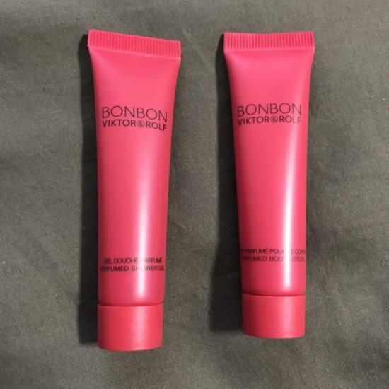 Viktor and Rolf Bon Bon Perfumed Body Lotion and Shower Gel