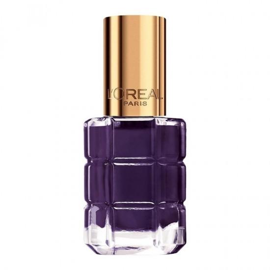 L'Oreal Color Riche Nail Polish A L'Huile - 334 Violet de Nuit