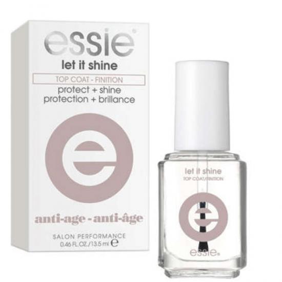 Essie Let It Shine Top Coat - Finition