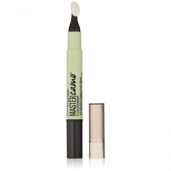 Maybelline Master Camo Colour Correcting Pen Neutralizing Redness - Green