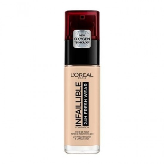 L'Oreal Infallible 24Hr Fresh Wear Foundation - 20 Ivory